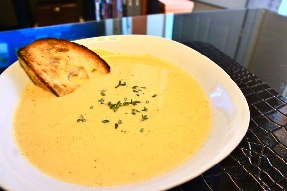 Cheddar Soup