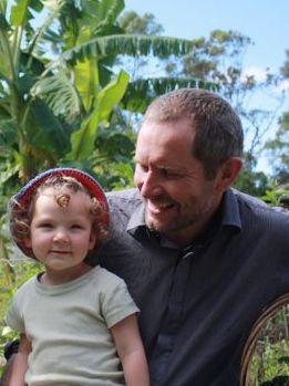Co-Director of Second Nature Organics, Len Constantini.