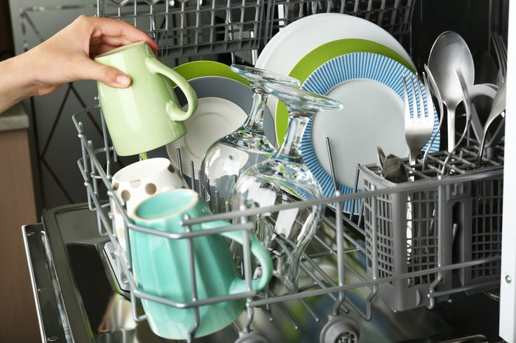 A bad smell means it's time to wash the machine that washes your dishes. Find out what to use and how to do it.
