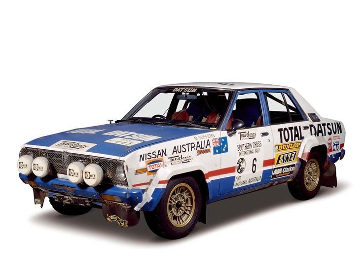 112 mejores imgenes de Datsun Racing en Pinterest  Coches de