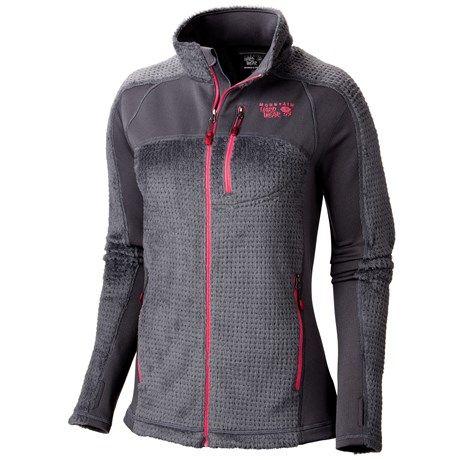 Mountain Hardwear Monkey Jacket (For Women) in Graphite - L