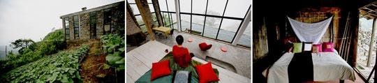 Nguyen Qui Duc's Mountain Home in Vietnam — The New York Times 11.28.08