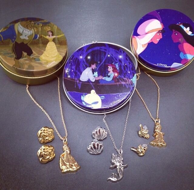 22 best images about beauty and the beast on pinterest for Disney beauty and the beast jewelry