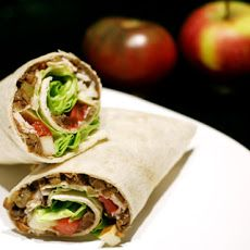 Lentil, Turkey, & Apple Wraps Recipe