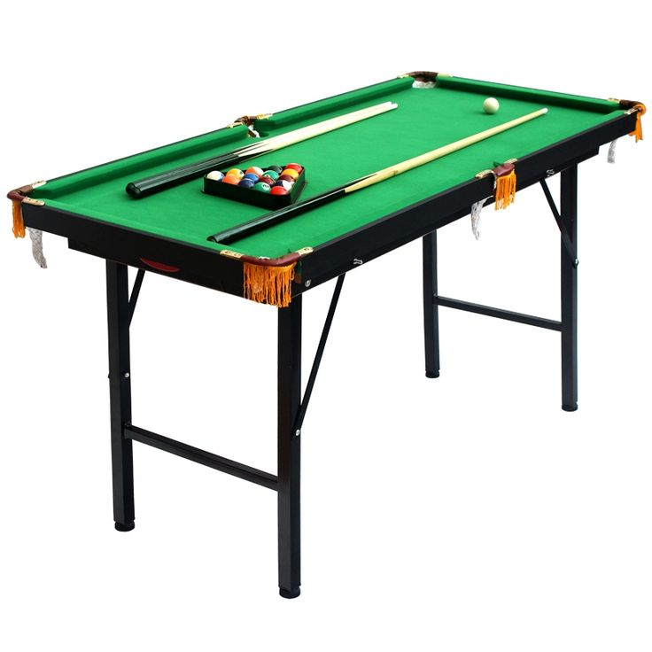 1000+ Ideas About Folding Pool Table On Pinterest