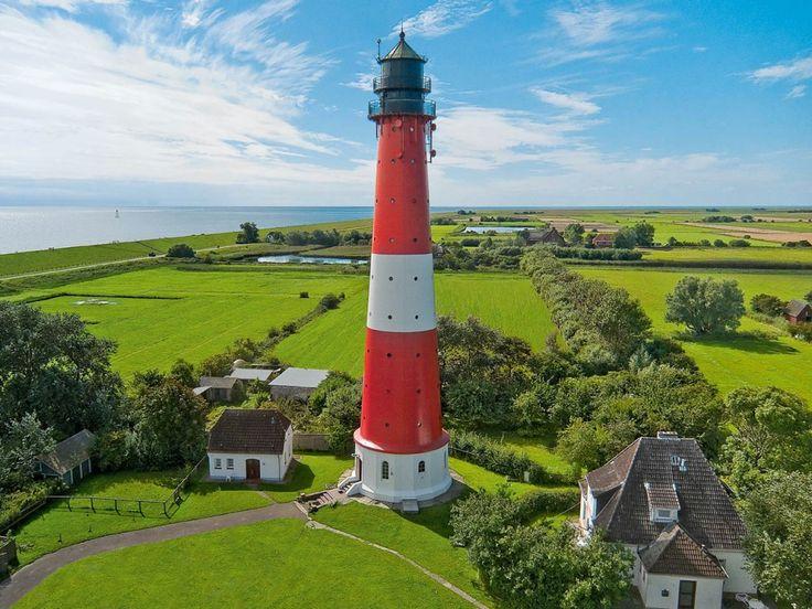 Lighthouse © Kur- und Tourismusservice Pellworm