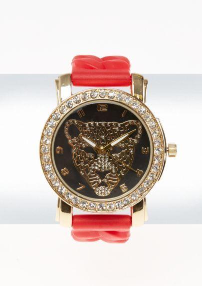 Pave Jaguar Watch | Watches | rue21