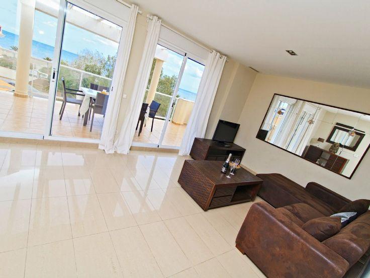 Els Poblets apartment rental - Living room