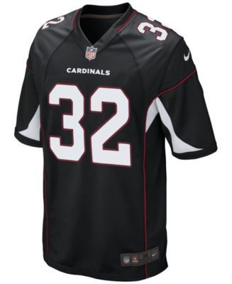 Nike Men's Tyrann Mathieu Arizona Cardinals Game Jersey - Black XXL