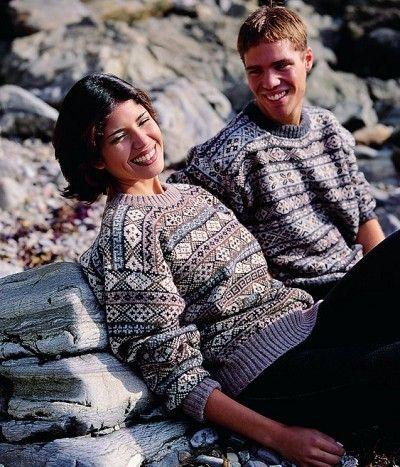 Shetland Collection - Traditional Fair Isle