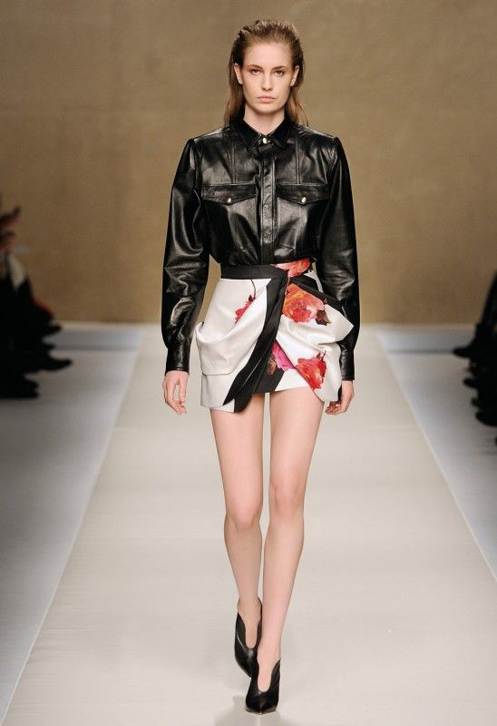 Blumarine Fall-Winter 2013/14 Fashion Show Collection #mfw