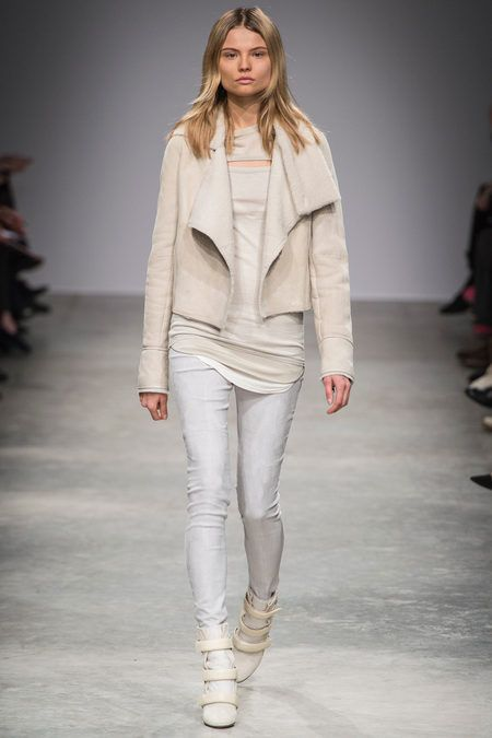 isabel marant for h via champagne and heels