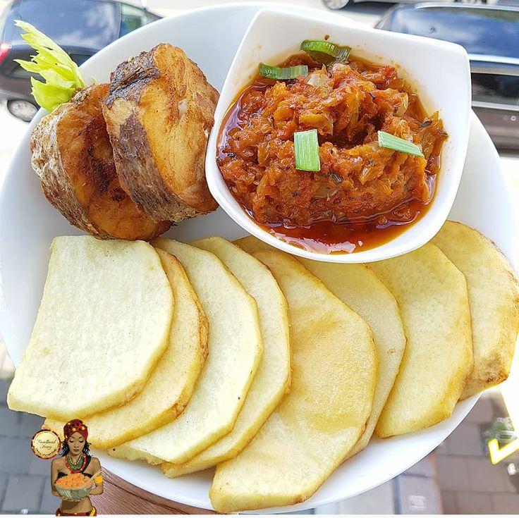 Nigerian Food, African