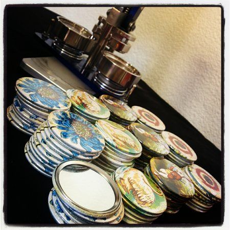 Espejos de 59 mm personalizados espejos de bolsillo un detalle ideal para regalar espejos - Espejos de bolsillo ...
