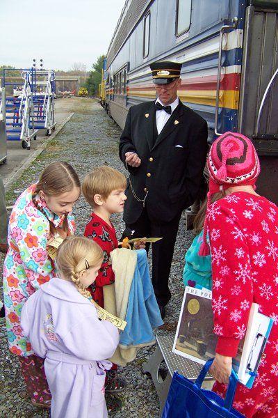 At the Saratoga North Creek Railway