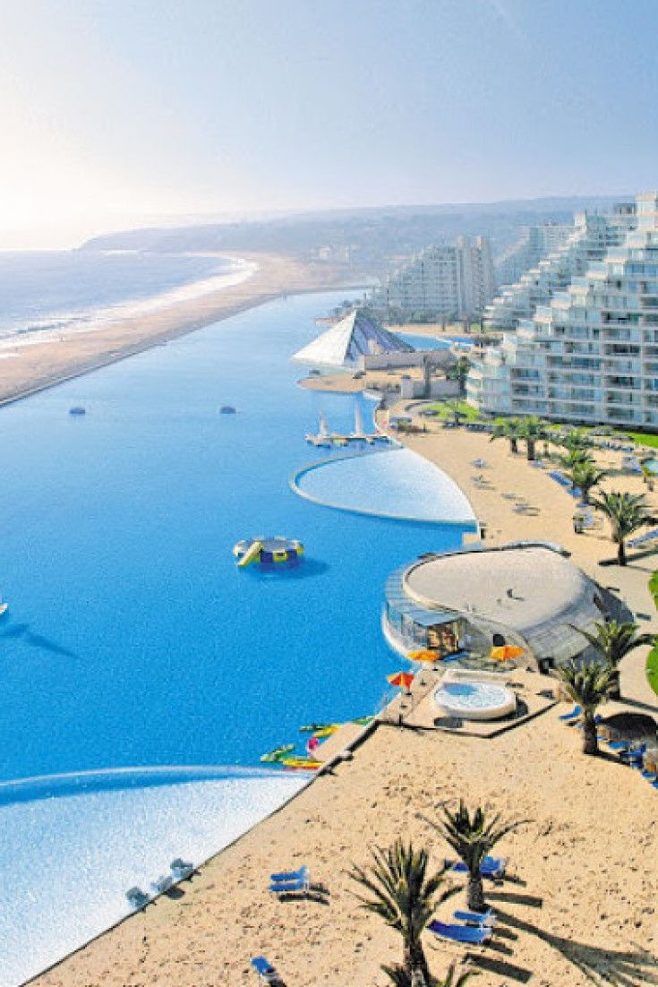 The 11 Most Incredible Swimming Pools On Earth