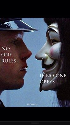 Tip van Frank (heeft Blue Ray) V for Vendetta