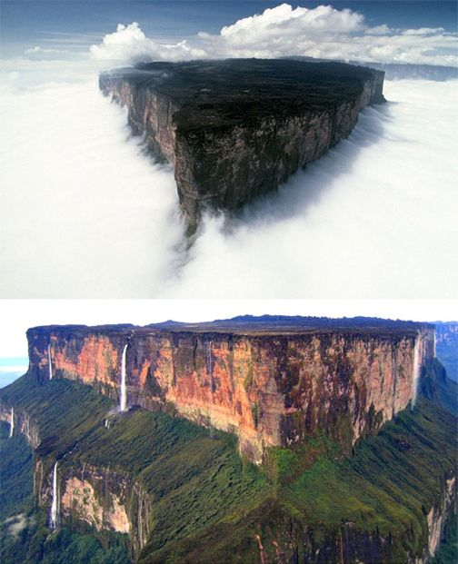 Mount Roraima - South America | Full Dose