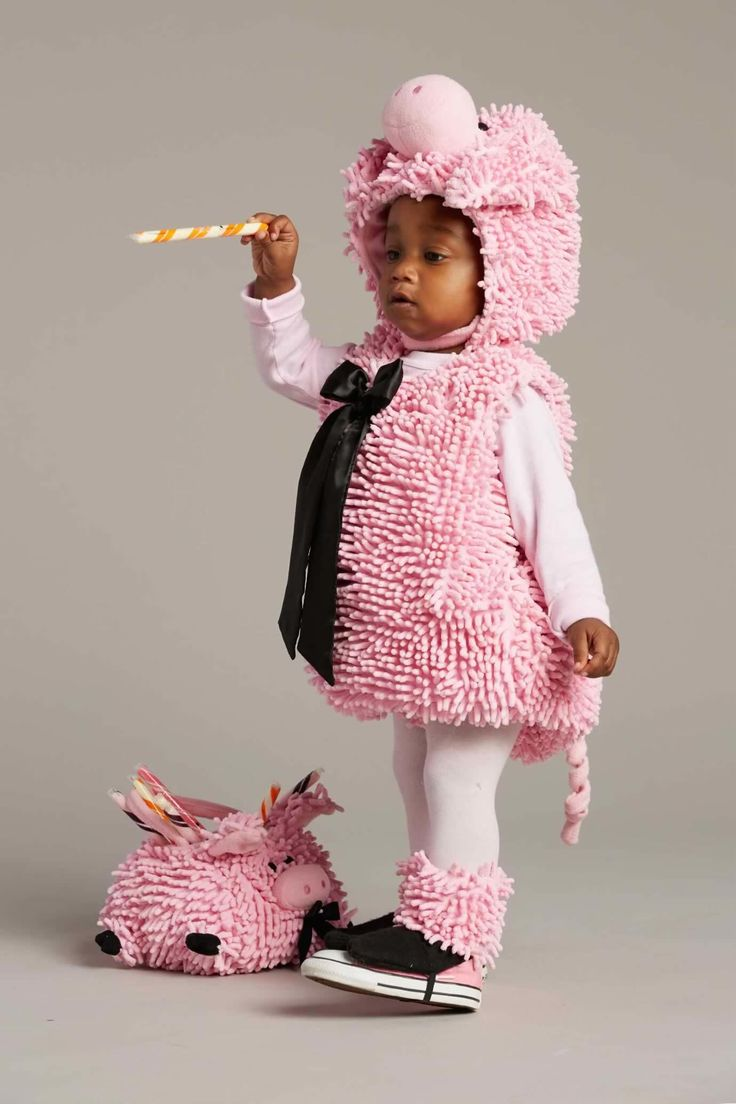 Squiggly Piggy Costume For Baby | Chasing Fireflies