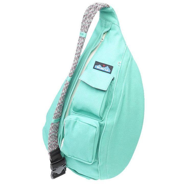 KAVU Rope Bag, Atlantis, One Size