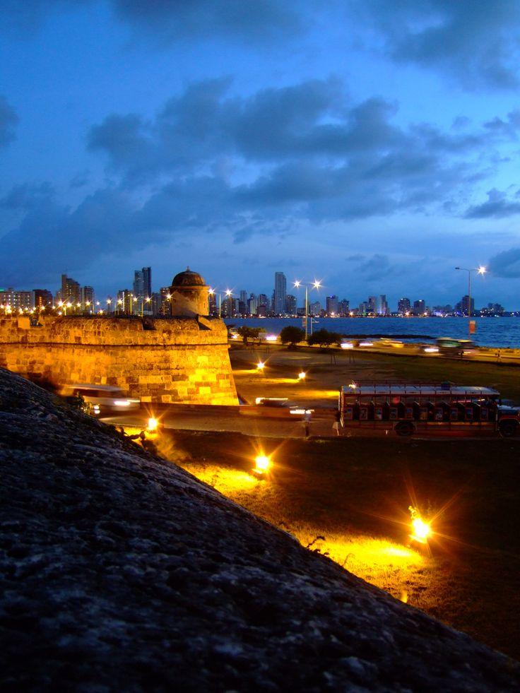 Cartagena de indias - vida nocturna
