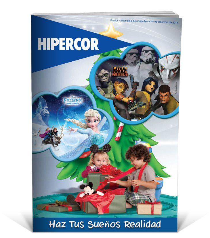 Catálogo de juguetes. Navidad 2014-2015
