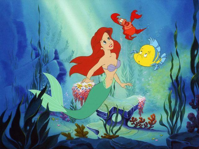 The little marmeid: Ariel