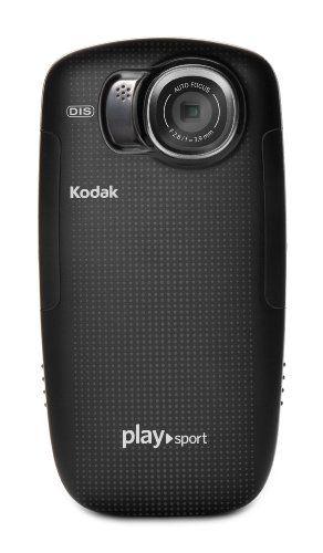 Kodak PlaySport Zx5 HD Waterproof Pocket Video Camera - Black 2nd Generation. From Kodak . List  Price $159.00 Price $89.99