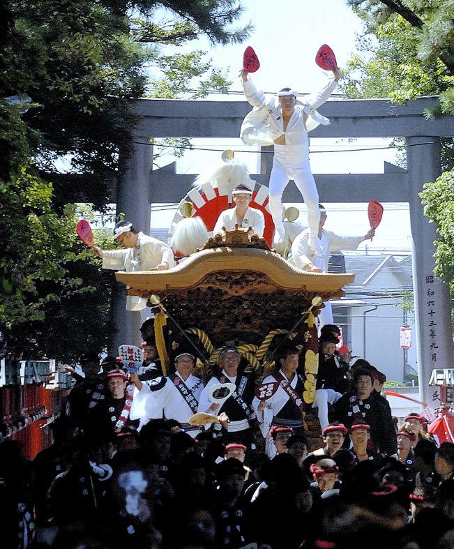 Danziri Matsuri(Kishiwada-shi Osaka)