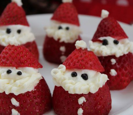 155 best images about christmas on pinterest trees for Quick and easy christmas dessert recipes