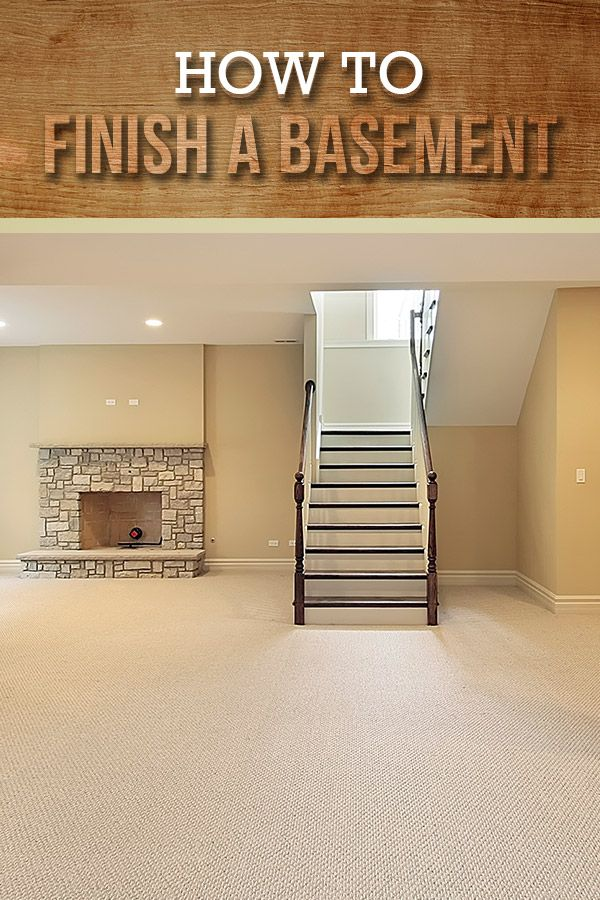 How To Finish Your Basement From Floor Ceiling