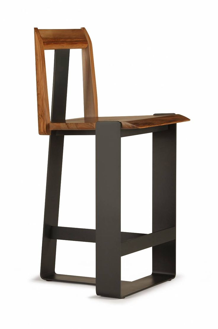 best bar  counter stools images on pinterest  counter stools  - piedmont  stoolfrontside view of ps in red gum · contemporaryfurniturecounter