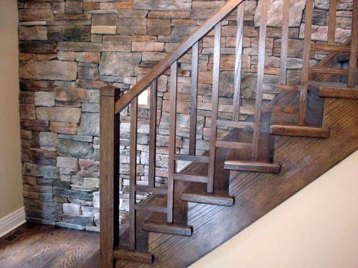 Best Marvelous Stair Railing Vinyl That Look Beautiful Wooden 400 x 300