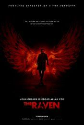 The Raven. Love me some Edgar Allen Poe!Alan Poe, Entertainment Fave, Dark Stories, Edgar Allan Poe, Fave Movie, Edgar Alan, John, Ravens Movie, Edgar Allen Poe