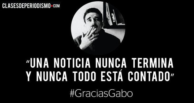 Una línea de tiempo en Facebook con la vida de Gabo   Clases de Periodismo