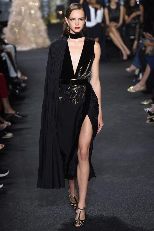 Desfile Elie Saab Couture17 e uma Nova York glamourosa! - Fashionismo                                                                                                                                                                                 Mais