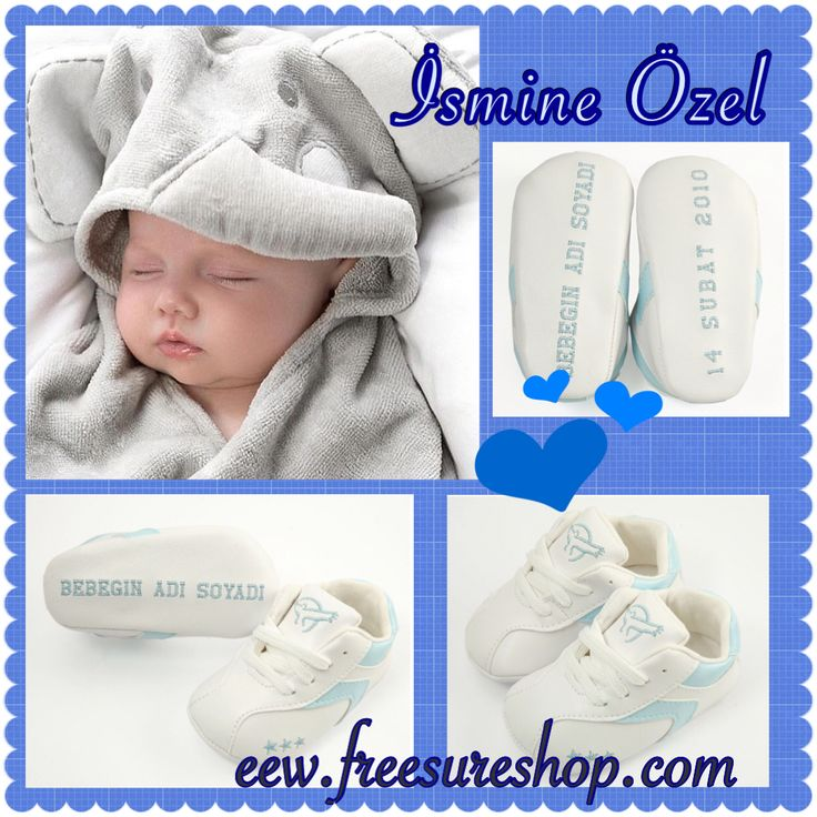 personelize baby shoes #freesure