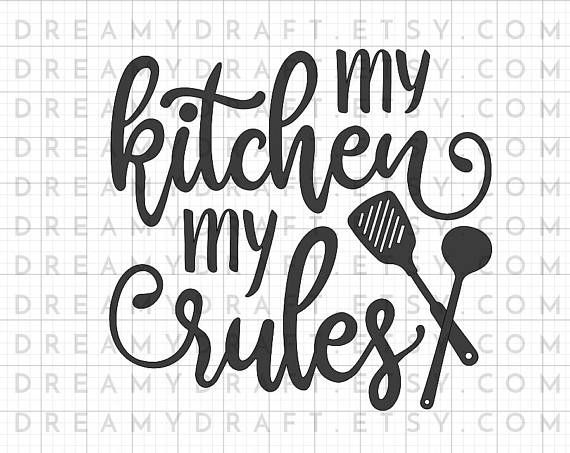 in this kitchen we sing svg  kitchen svg  cooking cut file  instant download  printable vector  apron design  kitchen decoration towel