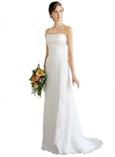 T22 white size 6-24 wedding reception bride evening dresses party full length prom gown ball (8) LondonProm http://www.amazon.co.uk/dp/B00DG7XSZ8/ref=cm_sw_r_pi_dp_3g49tb13JF79X