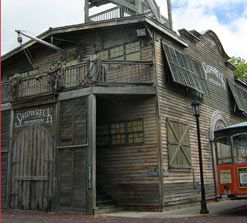 The Shipwreck Historium is home to the last Key West's Lookout Towers.