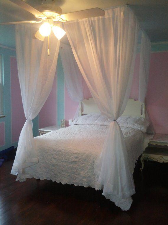 Diy Bed Canopy Kit Custom Ceiling
