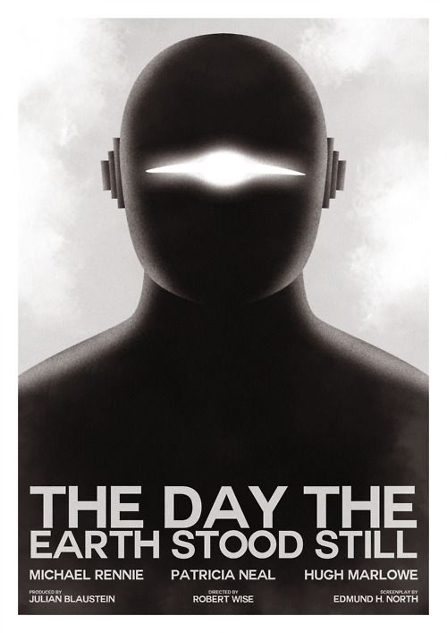 The Day The Earth Stood StillMovie Posters, Fi Posters, Jesus, Boys, Scifi, Film Posters, Favorite Movie, Earth Stood, B Movie