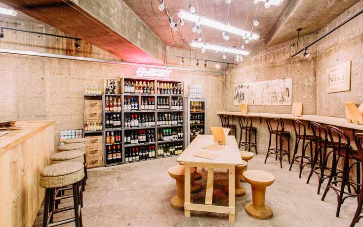 The Wondering Wine Kitchen is a pop-up wine kitchen. In 2015, they served a stonking 295,000 drinks, including 85 pallets of wine! LOCATION: Shoreditch