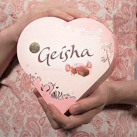 Tee-se-itse: Geisha-lahja - Fazer