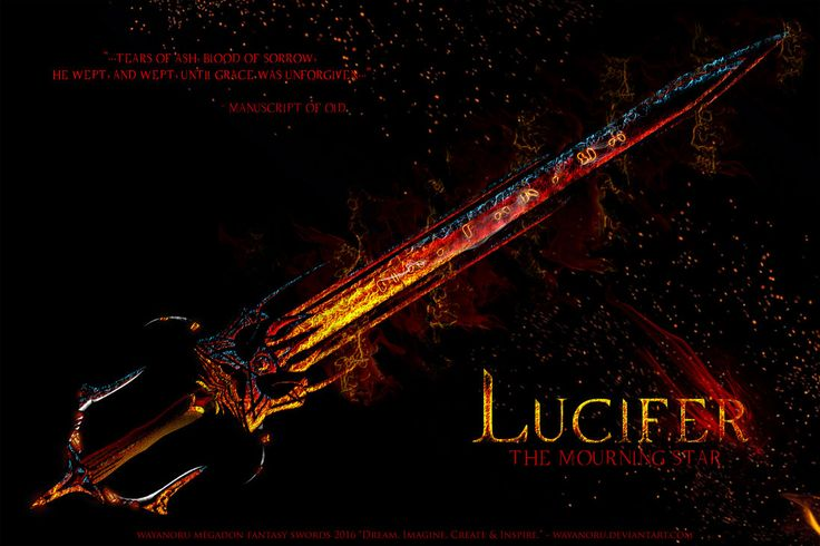 Lucifer, The Mourning Star by Wayanoru on DeviantArt