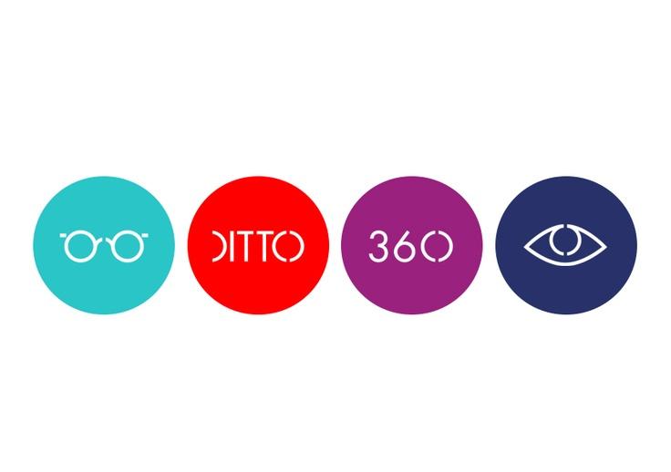 Icons based around the logo
