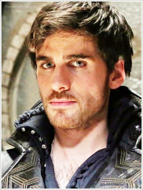 Colin O'Donoghue (Captain Hook / Killian Jones -Once Upon A Time