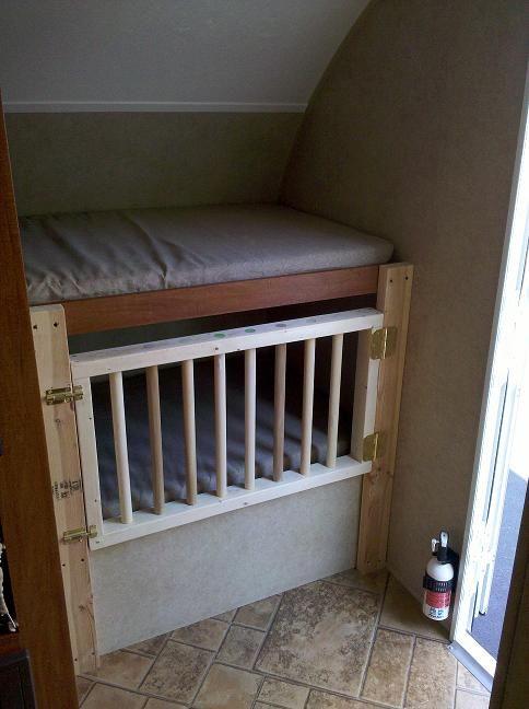 Diy Rv Bunk Beds