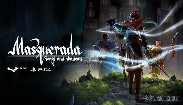 Falta menos de un mes para que el RPG táctico inspirado en la era renacentistaMasquerada: Songs and Shadows se encuentre disponible para PS4 y Xbox One. Concretamente será el 8 de agosto cuando podamos disfrutar de este título.  Estoy seguro de que a alguno ya le sonará este título y es que fue en septiembre del año pasado el momento en el que fue lanzado en la plataforma de Steam. Desarrollado por un estudio indie y financiado por kickstarter sorprende debido a su historia donde tomaremos…
