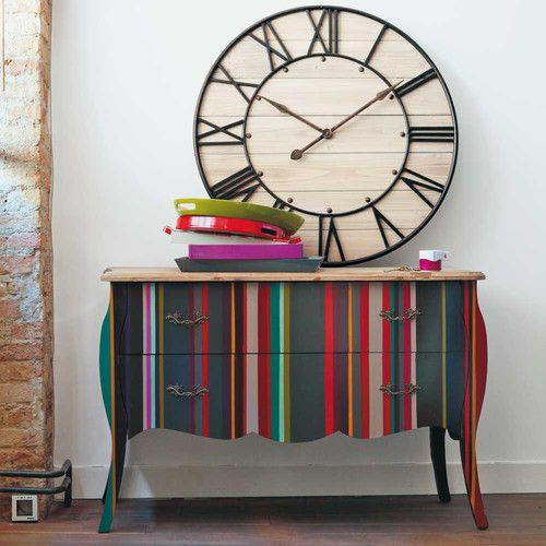 17 best id es propos de commode rayures sur pinterest. Black Bedroom Furniture Sets. Home Design Ideas